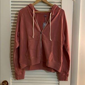 Aerie sweatshirt/hoodie, NWT, size Large